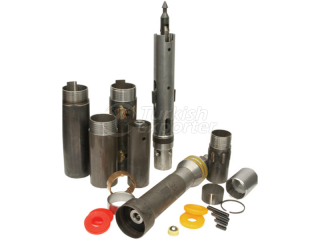 Core Barrel and Spares