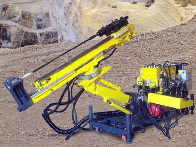 Hydraulic Drilling Machine Castle T 3500