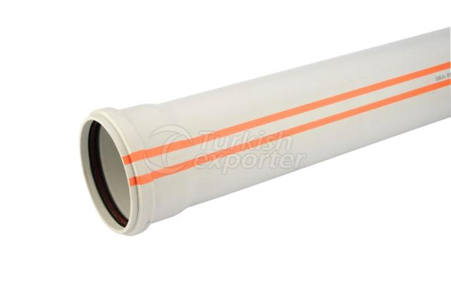 PVC Waste Water Pipe