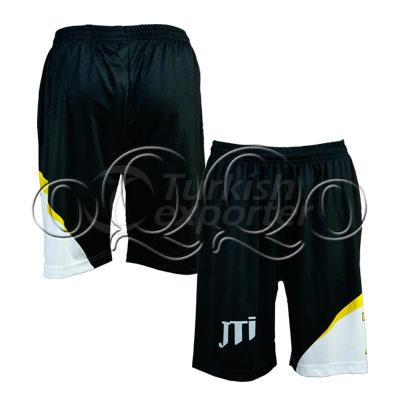 JTI Basketball Short Black