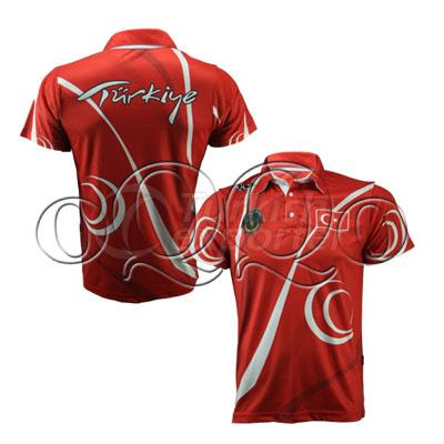 Istanbul Emniyet Shooting Uniform Red
