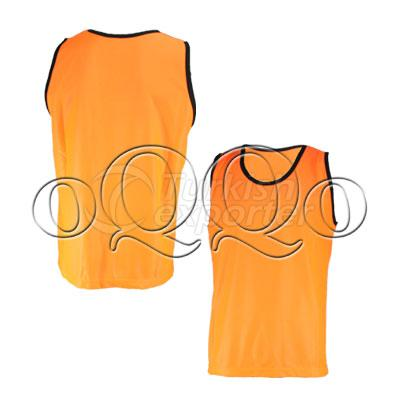 Orange Training Vest