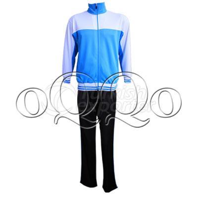KET001 1706 Turquoise White Sweats