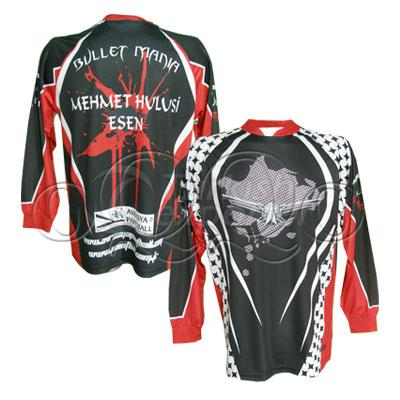 YNPF004 Printed Paintball Uniforms