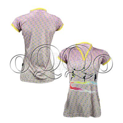 BTT001 Woman Tennis T-Shirt