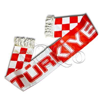 Turkey Themed Scarf