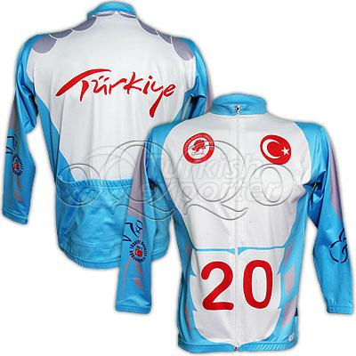 YNCF002 Bicycle Uniform