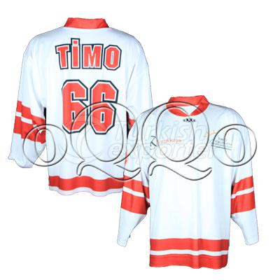 Timo Snowboard Academy Hockey Uniform