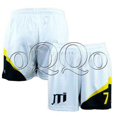 JTI Woman Volleyball Short White