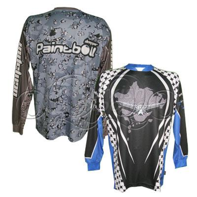 YNPF003 Printed Paintball Uniforms
