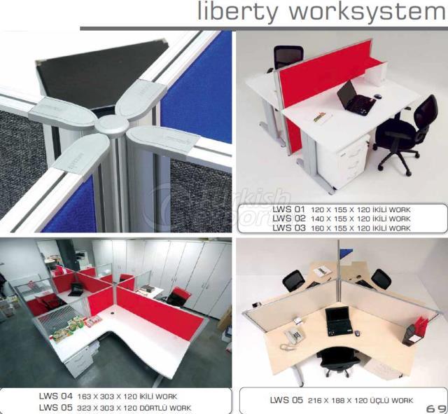 Worksystem Liberty