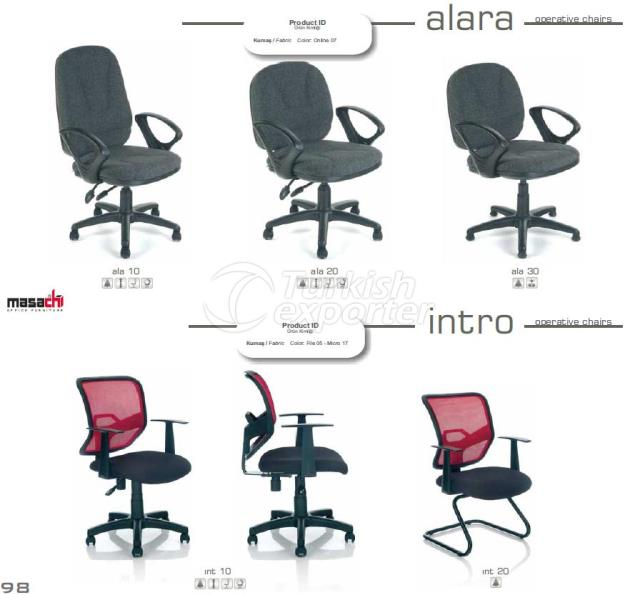 Operative Chairs