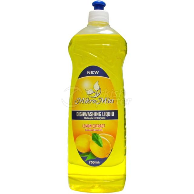 Dishwashing Detergent 750 ML