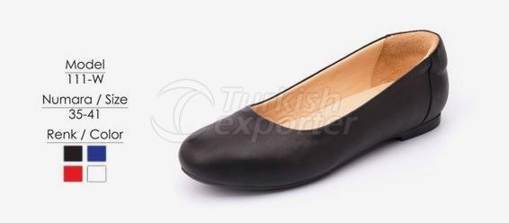 Stewardess Shoes 111-W
