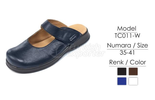 Orthopedic Comfort Clogs TC011W