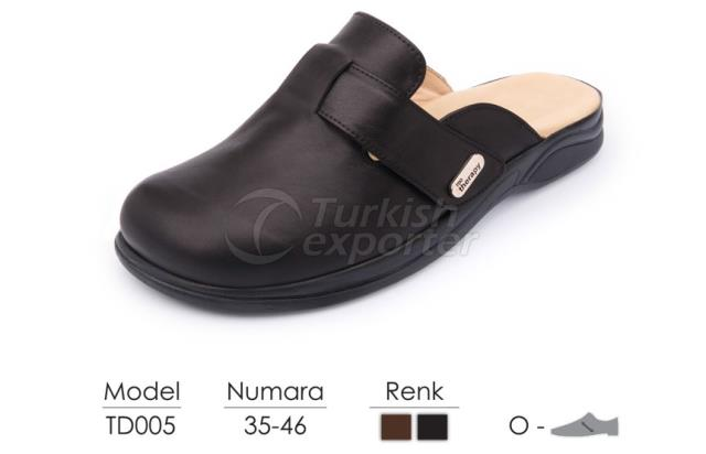 Diabetic-Orthopedic Sandals TD005