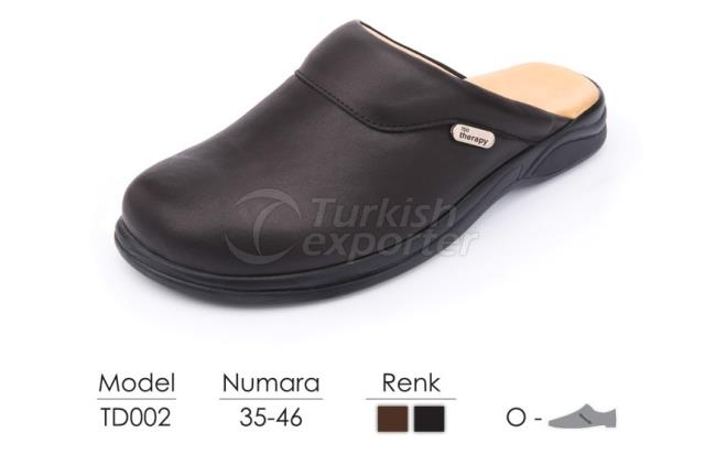 Diabetic-Orthopedic Sandals TD002