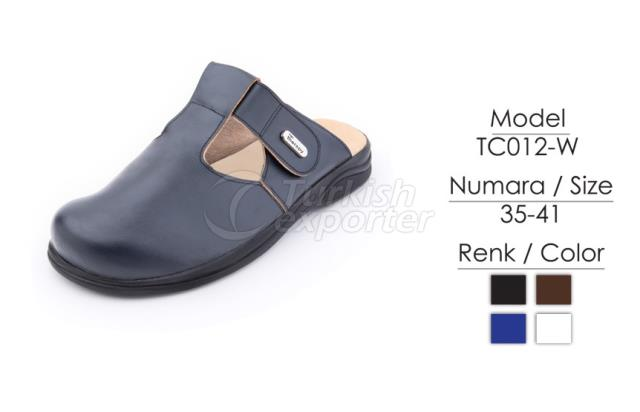 Orthopedic Comfort Clogs TC012W