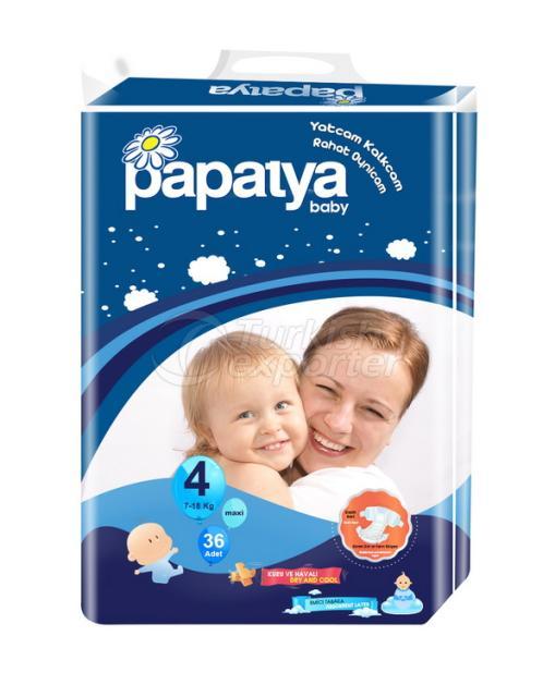 Baby Diaper Maxi
