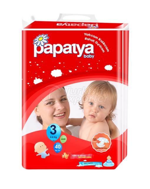 Baby Diaper Midi