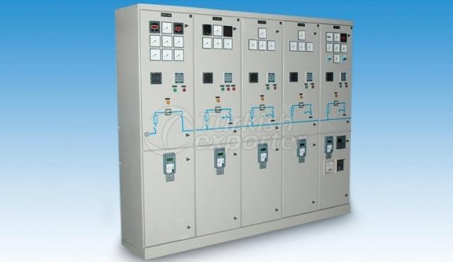 Kiosk - MV-LV Switchgears