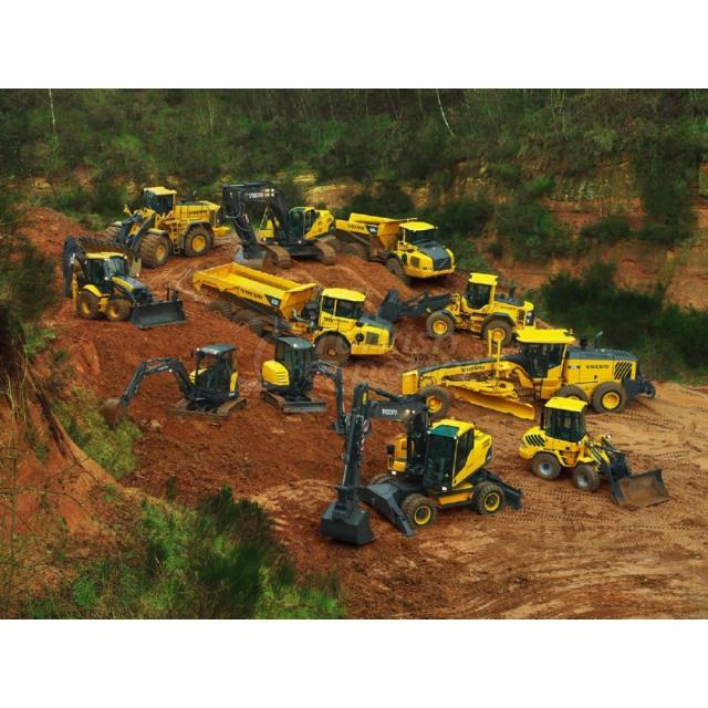 Volvo Truck - Heavy Machines