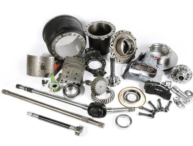Spare Parts Axle