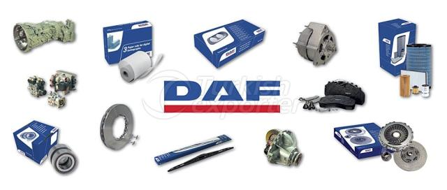 DAF Spare Parts