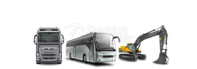 Volvo Truck Bus Heavy Machines