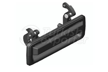 Zinc Handle M205