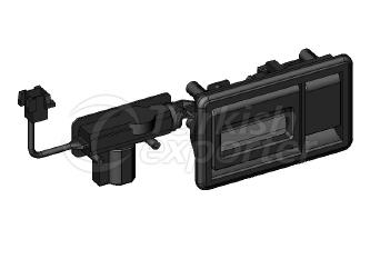 Luggage Compartment Locks M445