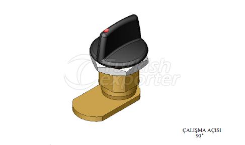 Coffer Lock M255