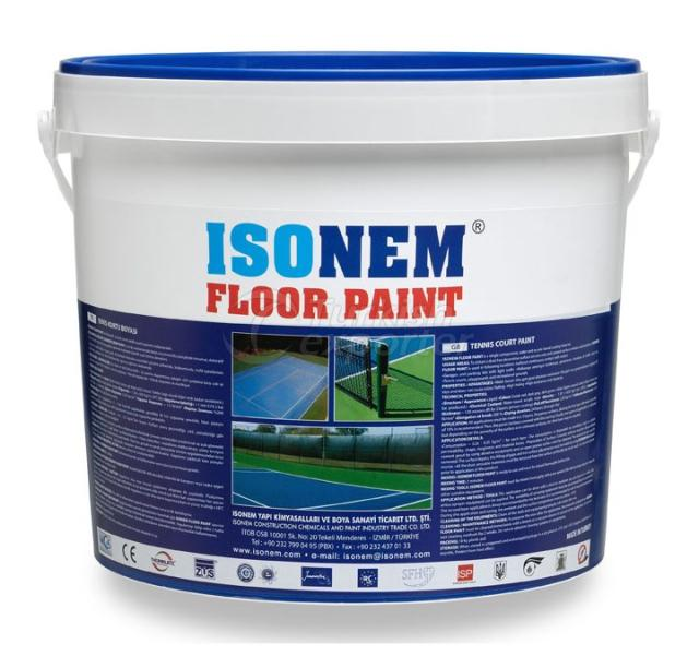 ISONEM FLOOR PAINT
