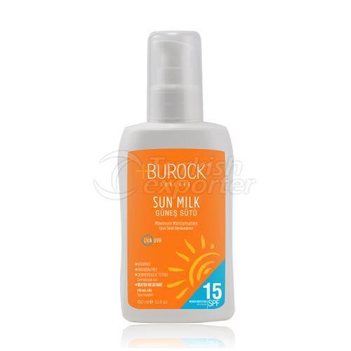 Sun Milk 15 Factor