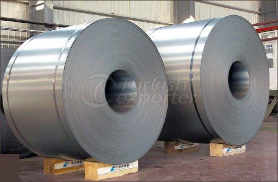 Cold-Rolled Flat Steel