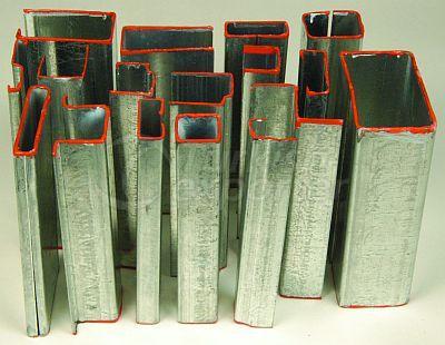 PVC Reinforcement Profile