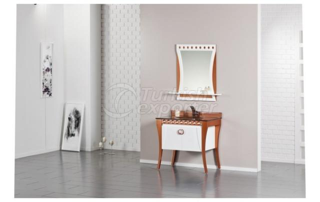 Bathroom Cabinet FLORA-FLR 40090