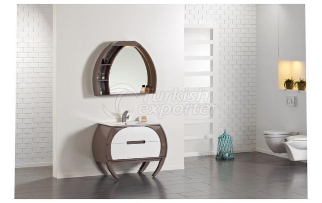 Bathroom Cabinet TOPAZ-TPZ 67100