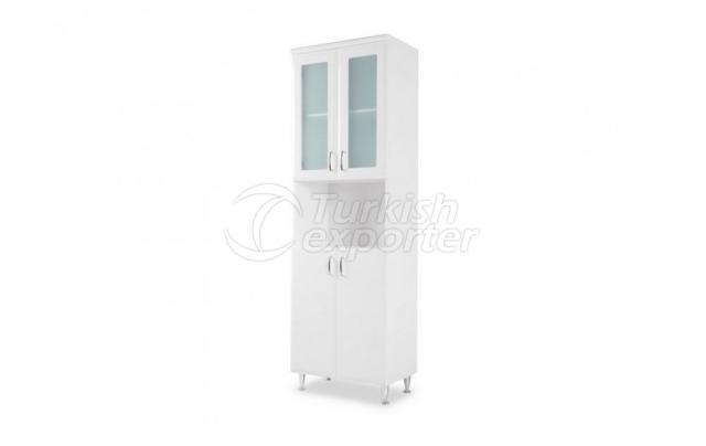 Bathroom Cabinet MELTEM-MLT 10160 CK
