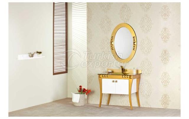 Bathroom Cabinet NİL-NİL 30090