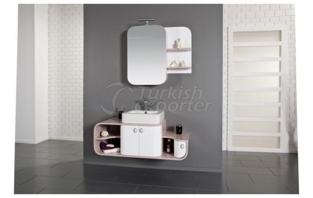 Bathroom Cabinet FLAVİO-FLV 37120