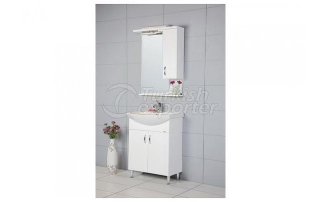 Bathroom Cabinet EKOL-EKOL 10065