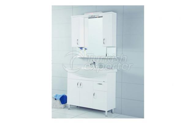 Bathroom Cabinet EKOL-EKOL 10095