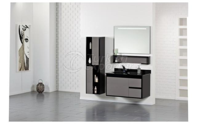 Bathroom Cabinet HARMONY-HRM 61145