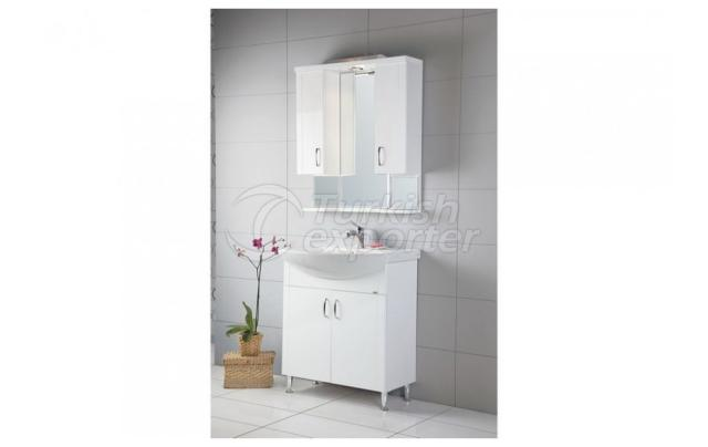 Bathroom Cabinet EKOL-EKOL 10075