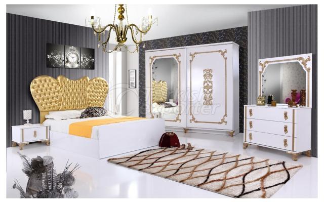 Bedroom Furniture  Zara Altın