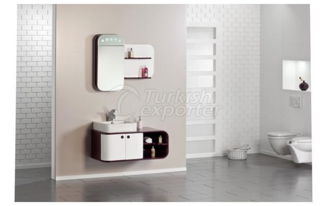 Bathroom Cabinet LİDYA-LDY 38100