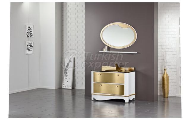Bathroom Cabinet KEHRİBAR-KHR 29110