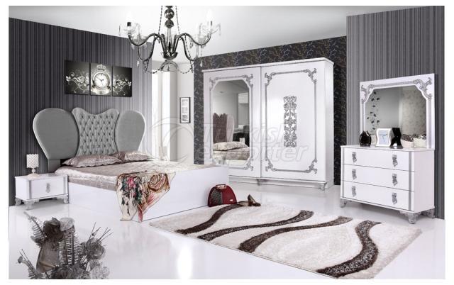 Bedroom Furniture  Zara Gümüş