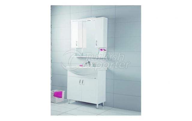 Bathroom Cabinet EKOL-EKOL 10085